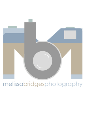 Melissa Bridges Photography ~ Montgomery, AL Child & Family Life  Photographer logo